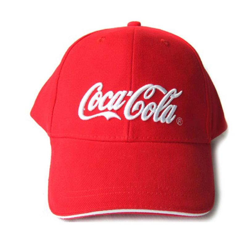 Mẫu mũ lưỡi trai quảng cáo của Coca Cola
